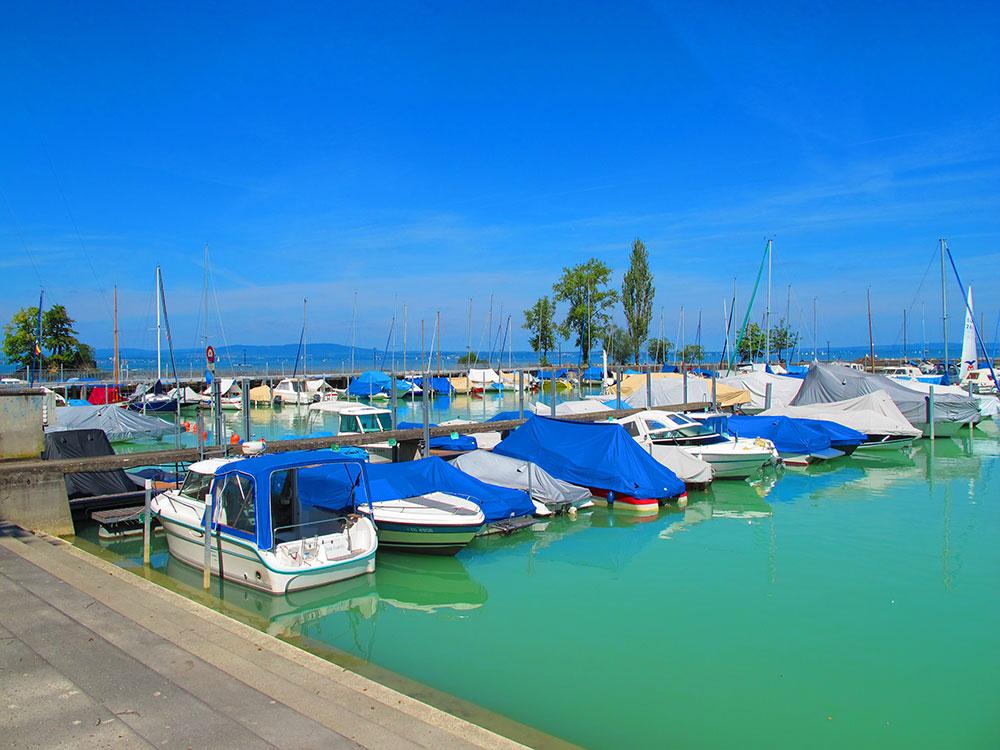 Ferien und Urlaub in der Bodensee-Region